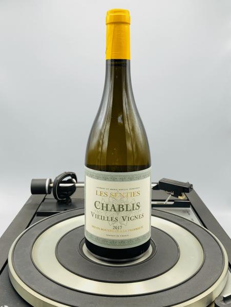 Chablis Vieilles Vignes 2017 AOP   Famille Ternynck, Les Senties, Burgund, Frankreich