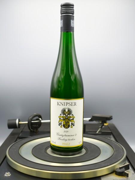 Gewürztraminer & Riesling 2020 QbA | Knipser, Pfalz, Deutschland