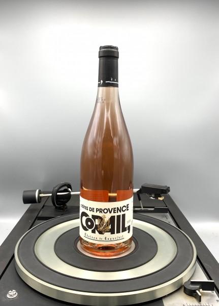 Corail Rosé 2020 AOP - Bio | Chateau de Roquefort, Côtes de Provence, Frankreich