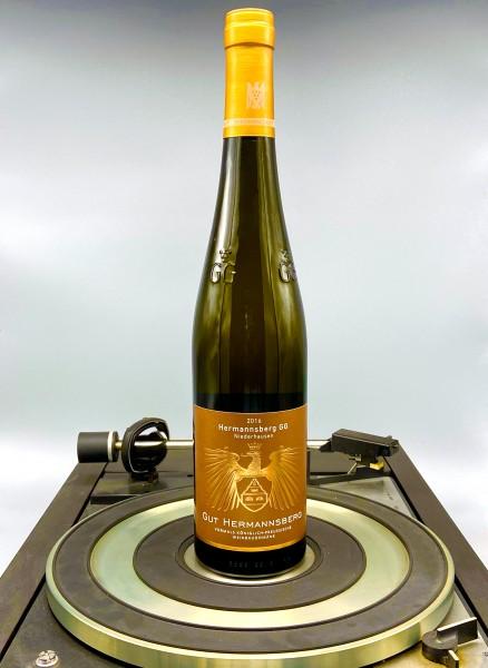 Riesling Hermannsberg 2016 VDP.GROSSES GEWÄCHS   Gut Hermannsberg, Nahe, Deutschland