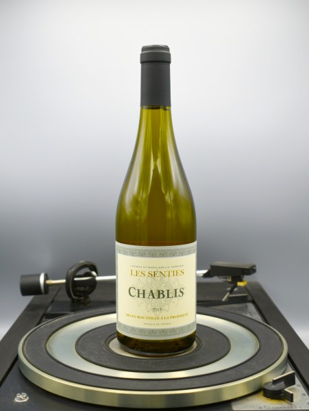 Chablis 2019 AC | Famille Ternynck, Les Senties, Burgund, Frankreich
