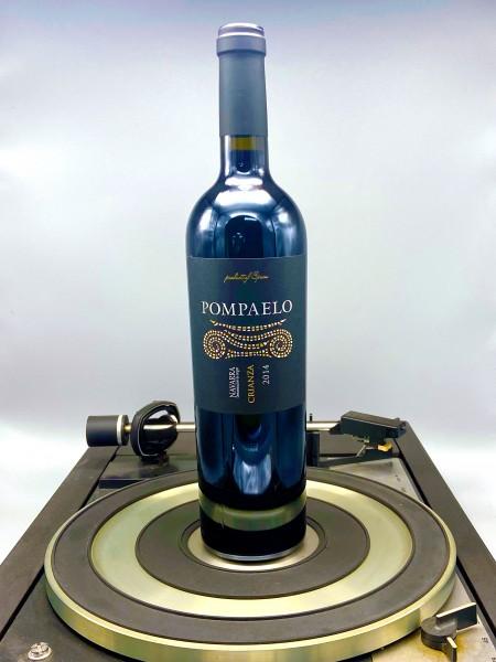 Pompaelo Crianza 2014 DO | Pompaelo Wines, Navarra, Spanien