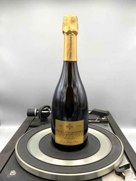 Cuvée Prestige Diane Claire Grand Cru Millesimé 2009 Champagner | Penet-Chardonnet, Champagne, Frankreich