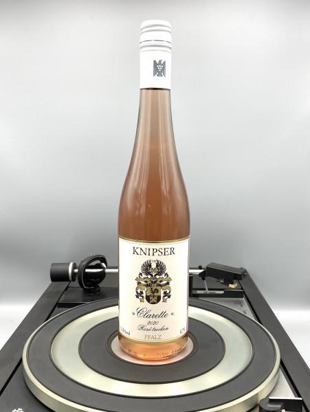 »Clarette« Rose 2020 QbA | Knipser, Deutschland, Pfalz