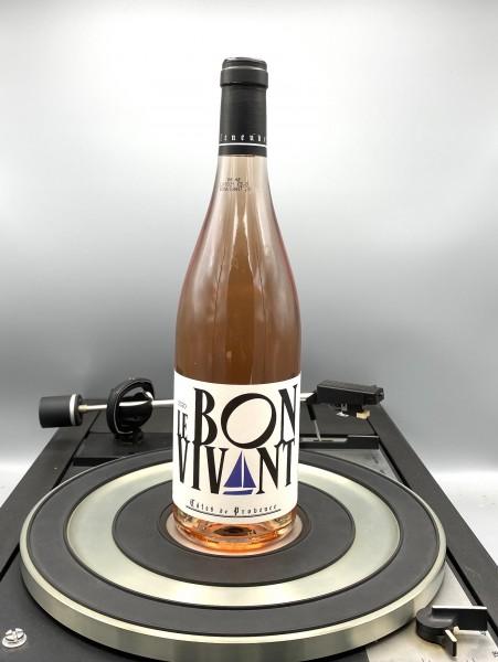 Le Bonvivant Rosé 2020 AOP - Bio | Chateau de Roquefort, Côtes de Provence, Frankreich