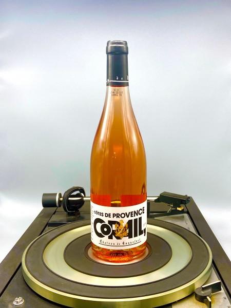 Corail Rosé 2019 AOP - Bio | Chateau de Roquefort, Côtes de Provence, Frankreich