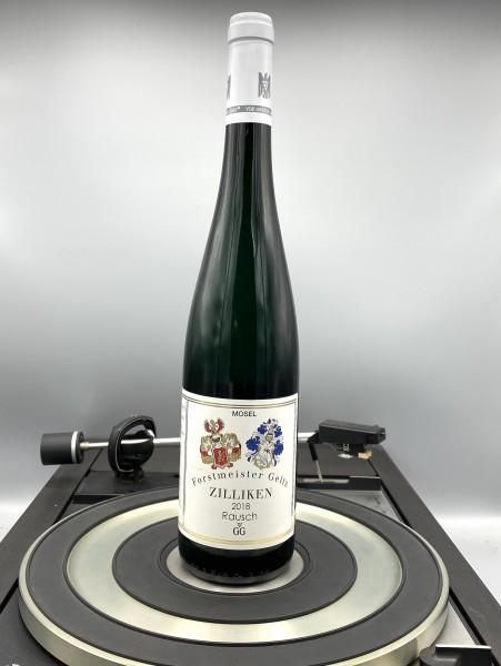 Riesling Rausch 2018 VDP.GROSSE GEWÄCHS   Forstmeister Geltz Zilliken, Saar, Deutschland