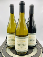 Famille Ternynck, Les Senties, Tasting | Burgund, Frankreich
