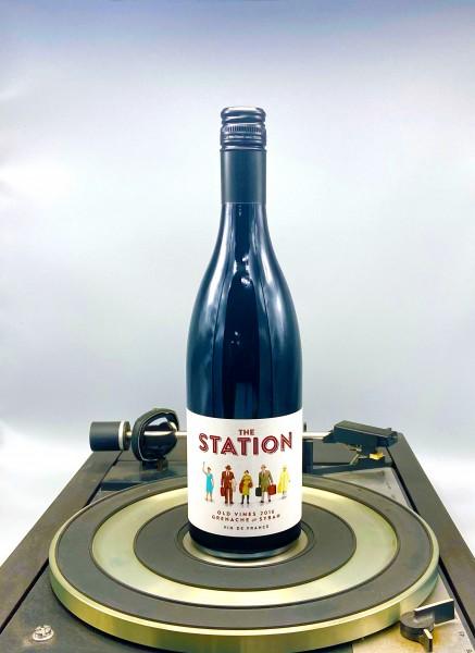 The Station Old Vines 2016 Vin de France | Domaines Astruc Jones, Languedoc-Roussillon, Frankreich