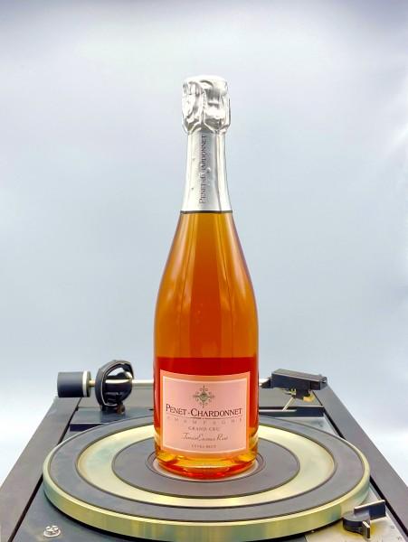 Terroir Escence Rosé Grand Cru Champagner | Penet-Chardonnett, Champagne, Frankreich