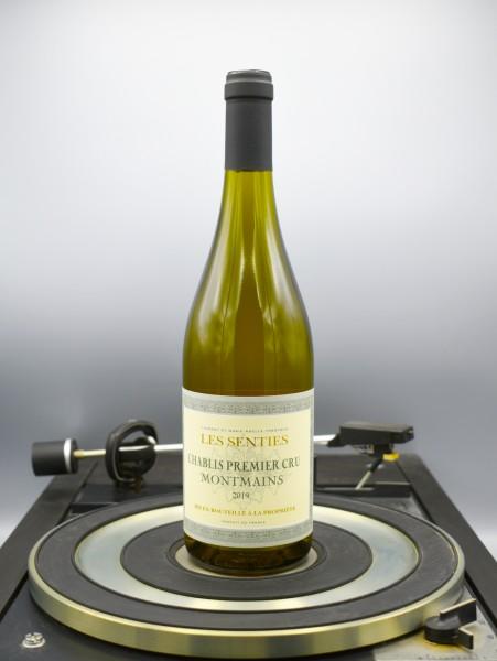 Chablis Premier Cru Montmains 2019 AOP   Famille Ternynck, Les Senties, Burgund, Frankreich