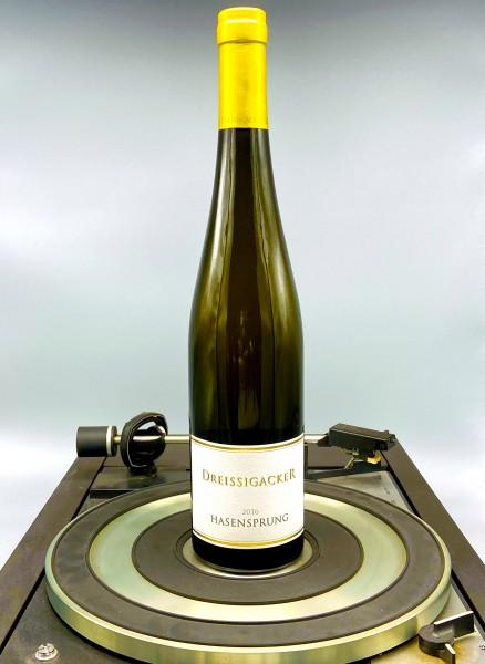 Riesling Hasensprung 2016 LAGENWEIN - Bio | Dreissigacker, Rheinhessen, Deutschland