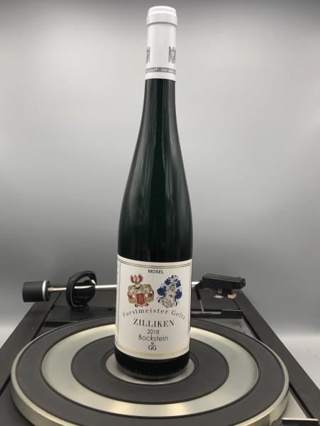 Riesling Ockfen Bockstein 2018 VDP.GROSSE GEWÄCHS | Forstmeister Geltz Zilliken, Saar, Deutschland