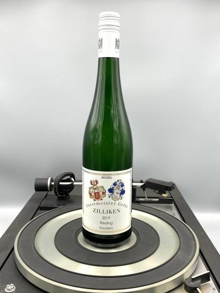 Saarburger Riesling 2019 VDP.ORTSWEIN | Forstmeister Geltz Zilliken, Saar, Deutschland