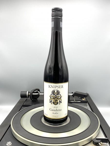 Gaudenz Rotweincuvee 2016 QbA | Knipser, Pfalz, Deutschland