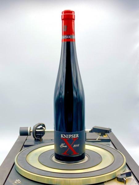 Cuvee X 2015 QbA | Knipser, Pfalz, Deutschland