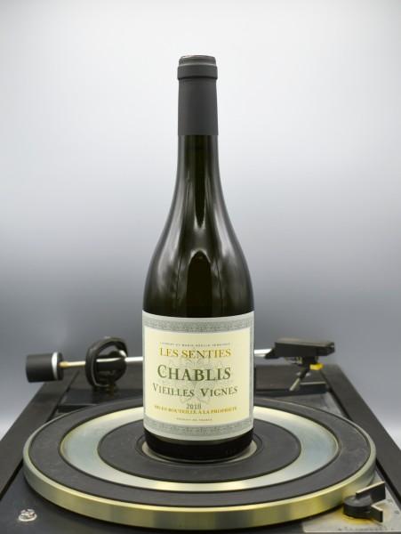 Chablis Vieilles Vignes 2018 AOP | Famille Ternynck, Les Senties, Burgund, Frankreich
