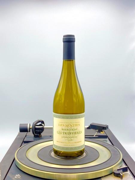 Chardonnay Les Truffieres 2018 AC | Famille Ternynck, Les Senties, Burgund, Frankreich