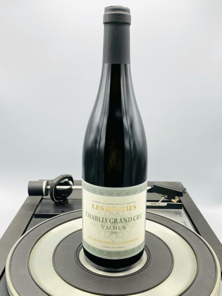 Chablis Grand Cru Valmur 2016 AOP | Famille Ternynck, Les Senties, Burgund, Frankreich
