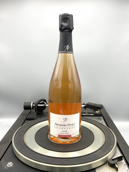 Rosé Extra-Brut Champagner | Alexandre Penet, Champagne, Frankreich